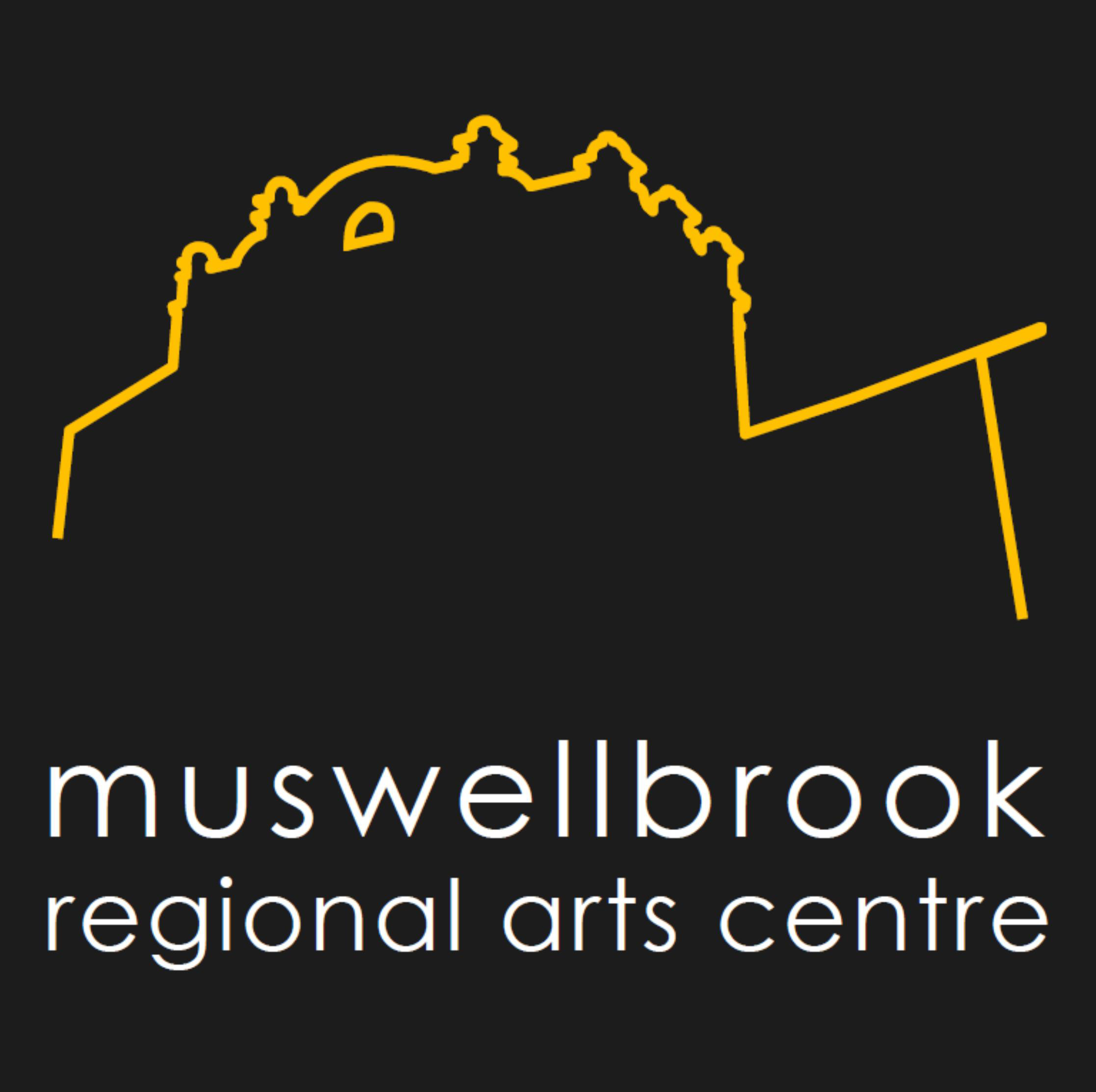 Muswellbrook -Building profile square logo